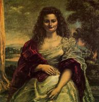 Джорджо де Кирико. Итальянская красавица