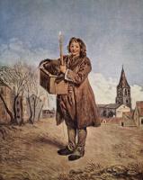 Антуан Ватто. Савояр с сурком