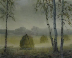 Борис Григорьевич Осиков. Стога