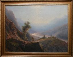 В кавказских горах