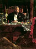 Thomas Eakins. Professor Benjamin Howard Rand