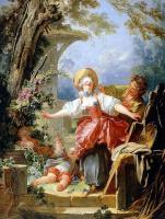Жан Оноре Фрагонар. Игра в жмурки