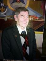 Portrait of academician Makarov V. L.