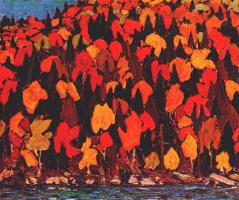 Том Томсон. Осенняя листва