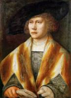 Бернард ван Орлей. Портрет молодого человека