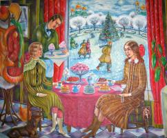 Ирина Гаршина. Зима