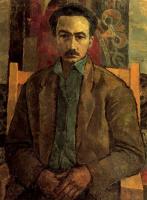 Хосеп-Мария Маллол Суасо. Портрет мужчины