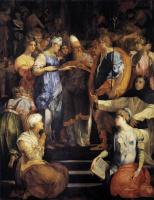 Россо Фьорентино. Обручение Девы Марии