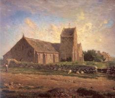 Жан-Франсуа Милле. Церковь