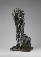 Auguste Rodin. Crying man (Andrew d Andres)