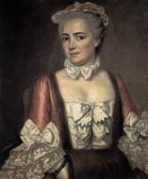 Jacques-Louis David. Portrait Of Marie Francoise Buron