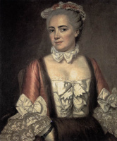 Жак-Луи Давид. Портрет Мари Франсуазы Бурон