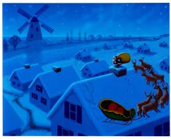 Майкл Гарленд. Мышь перед Рождеством 12