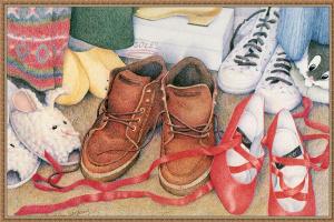 Мадлен Васкес. Обувь