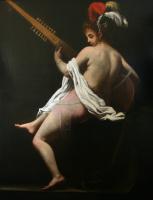 Джованни Бальоне (Баглионе). Терпсихора, муза танцев