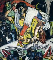 Макс Бекман. Танец апаша
