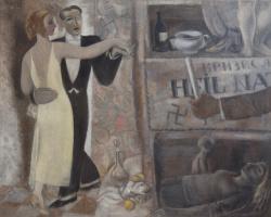 Александр Васильевич Шевченко. У них. 1933