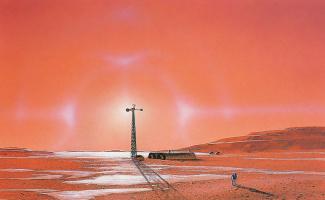 Рон Миллер. Полюс Марса