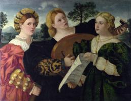 Венецианская Итальянский. Концерт