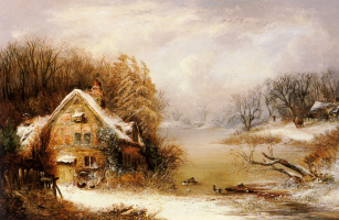 Уильям Таки. Мороз
