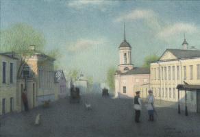 Iskander Ulumbekov. Bolshaya Ordynka