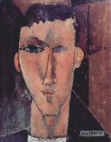 Амедео Модильяни. Портрет Рамона Радигю