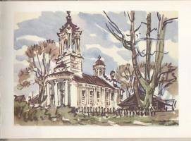 Эммануил Бенционович Бернштейн. Церковь Варлаама Хутынского