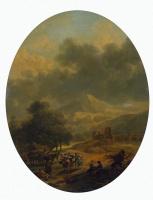 Никола Тоне. Сельский пейзаж