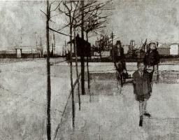 David Hockney. Drawing