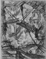 Джованни Баттиста Пиранези. Серия Тюрьмы, лист VII