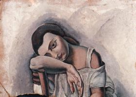 Сальвадор Дали. Портрет Анны-Марии