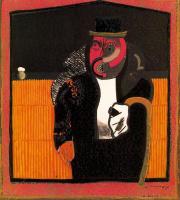 Хосе Ортега. Мужчина