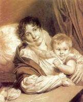 Орест Адамович Кипренский. Мать с ребёнком