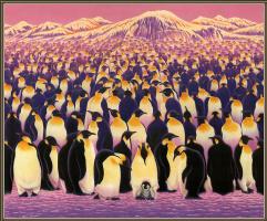 Вараб Аска. Пингвины