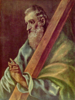 Эль Греко (Доменико Теотокопули). Апостол Святой Андрей