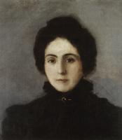 Мартирос Сергеевич Сарьян. Портрет Сандухт. 1898