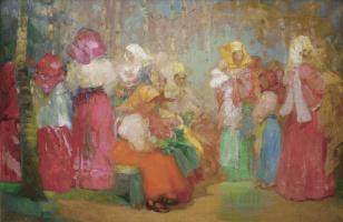 Павел Дмитриевич Шмаров. Русские женщины