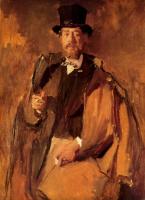 Вильгельм Мария Хубертус Лейбль. Портрет художника Пауля фон Шинай-Мерсе