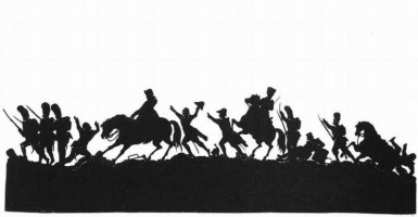 Федор Петрович Толстой. Наполеон на поле боя