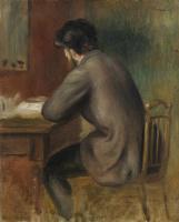 Фредерик Базиль. Посмертный  портрет  Фредерика Базиля