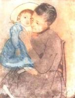 Мэри Кассат. Малыш Билл