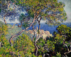 Claude Monet. Bordighera