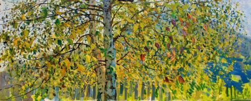 Eugene Buchne. Autumn chime