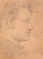 Пол Пил. Автопортрет2