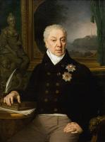 Владимир Лукич Боровиковский. Портрет Д. П. Трощинского. 1819