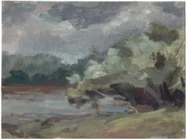 Arkady Pavlovich Laptev. The wind