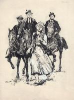 Аркадий Александрович Лурье. Иллюстрация. 1980-е