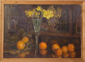 Сергей Яковлевич Лагутин. Нарциссы и апельсины