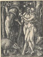 Альбрехт Дюрер. Адам и Ева в раю