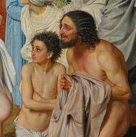 Явление Христа народу ( фрагмент )